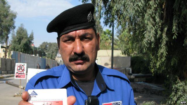 نجاة شرطي من هجوم مسلح في صلاح الدين