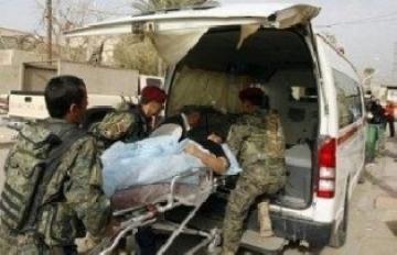 شرقي الموصل اصابة ثلاثة من عناصر الجيش الحكومي