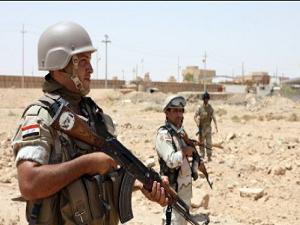 اشتباك مسلح مع قوات الجيش العراقي في كركوك