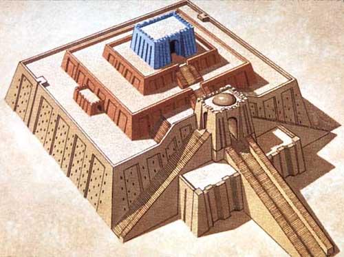 مجلس محافظة ذي قار تخصص ملياري دينار لصيانة زقورة أور التاريخية