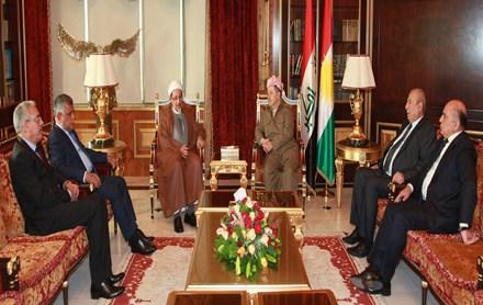 الكردستاني: الوساطة الأمريكية مبادرة جيدة وعلى دولة القانون تنفيذ شروط الإقليم