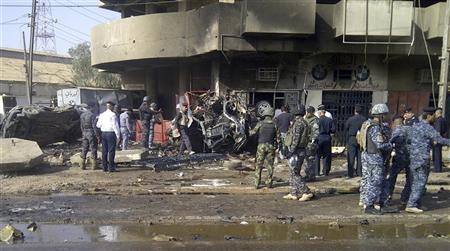 مقتل 44 في تفجيرات قنابل في العراق
