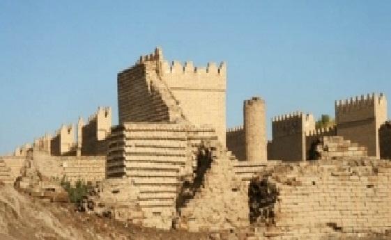 اكتشاف اثري جنوب العراق