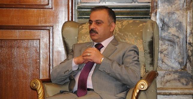وزير الصناعة والمعادن احمد الكربولي يؤكد ان عملية تأهيل الجانب الصناعي تحتاج الى سنوات
