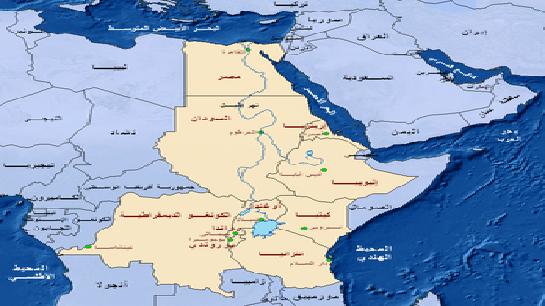العراق يشارك بالمؤتمر الاول لموانئ دول البحر المتوسط في مصر