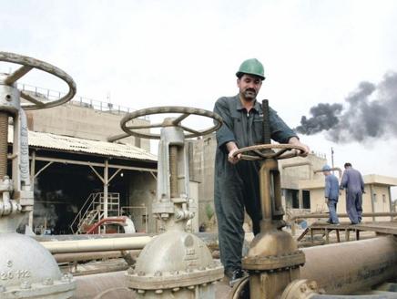 أكتشاف احتياطي نفطي في كردستان