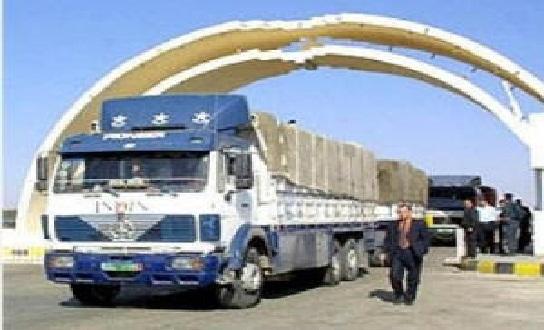 مافيات المنافذ الحدودية في الانبار محمية من قبل جهات سياسة نافذة