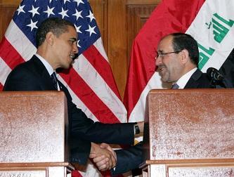 لانه رابحًا في سباق تمزيق العراق ..أمريكا تدعم ائتلاف المالكي  بـ 15 مليون دولار في انتخابات مجالس المحافظات!!