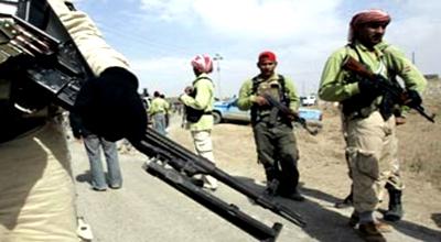دمج صحوات ديالى في الامن الوطني العراقي