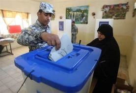 اليوم  الاقتراع  الخاص لمنتسبي القوات المسلحة