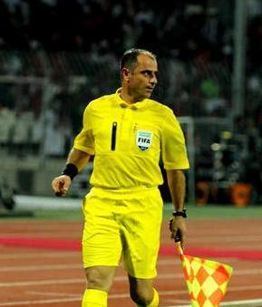 مهمة جديدة لطاقم تحكيم عراقي في بطولة كأس الاتحاد الآسيوي بكرة القدم