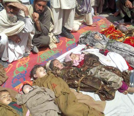 في ضربة جوية للحلف الاطلسي .. مقتل 11 طفلا في افغانستان