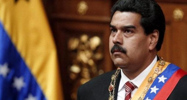 رئيس فنزويلا بالوكالة نيكولاس مادورو يفوز بالانتخابات الرئاسية