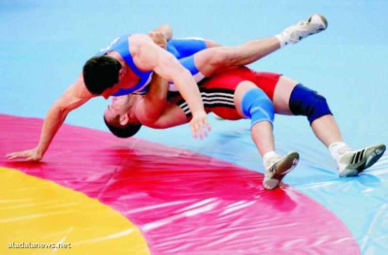منافسات بطولة اندية العراق للناشئين بالمصارعة تنطلق