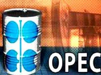 أنخفاض اسعار النفط حسب منظمة اوبك الى اقل من 100 دولار للبرميل الواحد