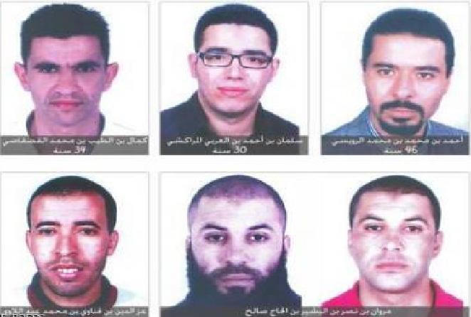 لأول مرة .. تونس تنشر صورا لمشتبه بهم في اغتيال بلعيد