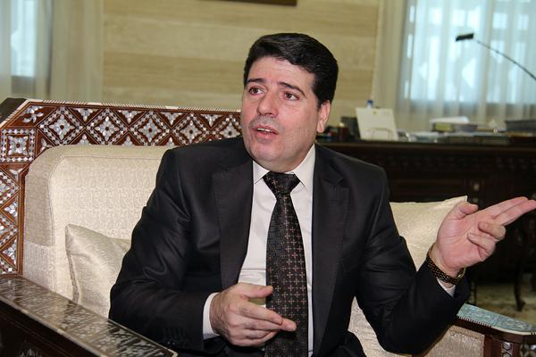 وائل الحلقي ينجو من محاولة اغتيال استهدف موكبه وسط العاصمة دمشق