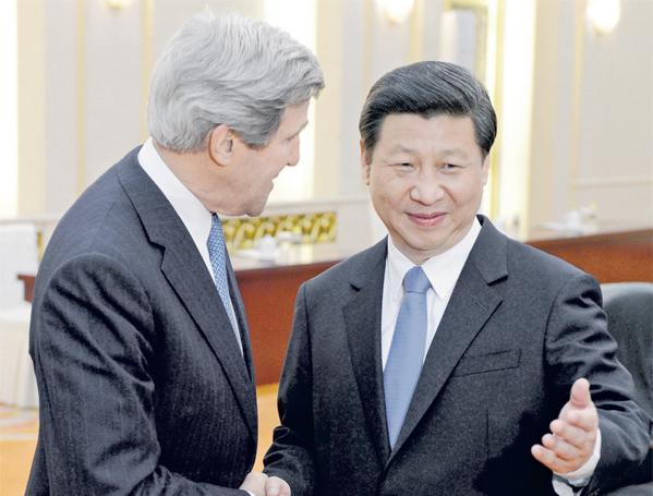 واشنطن وبكين تعملان لحل الأزمة التي تخيم على شبه الجزيرة الكورية