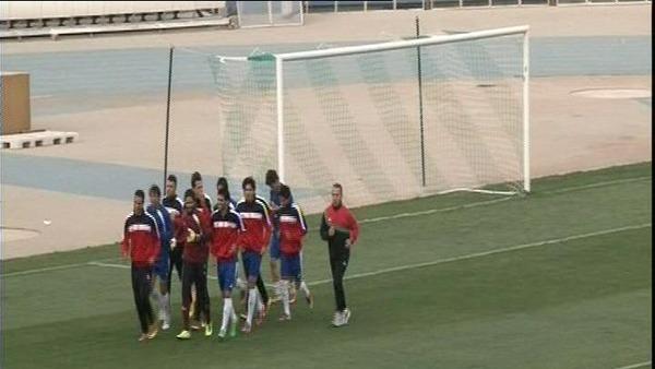 المنتخب الوطني يتوجه الى الدوحة في معسكر تدريبي قصير الآمد