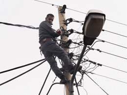 شرق تكريت إختطاف موظف بالكهرباء