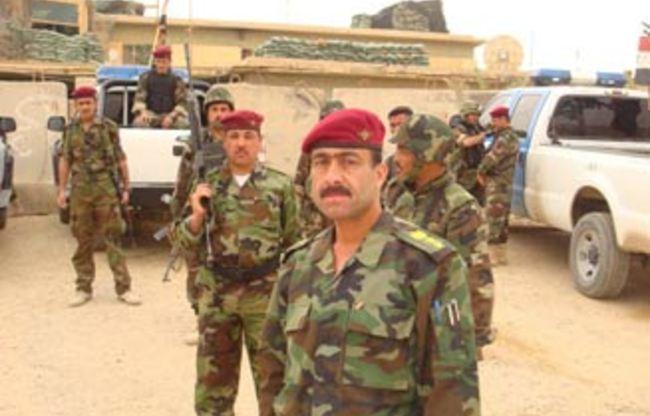 مقتل آمر فوج الطوارئ في الموصل