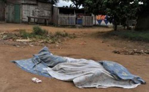 مقتل مزارع في بعقوبة من قبل اشخاص مجهولين
