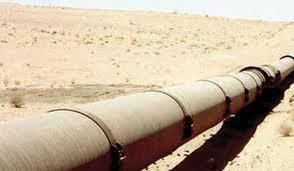 تفجير خط نقل النفط الاستراتيجي شمال بابل