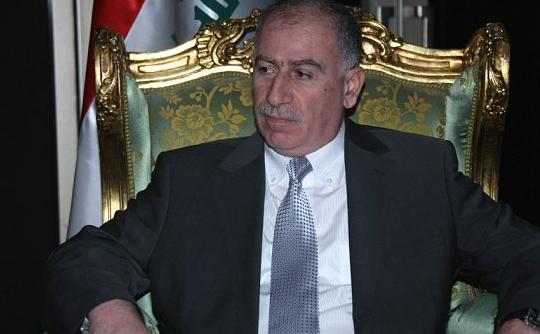 النجيفي ومساعد الرئيس الأمريكي لشؤون الشرق الأوسط يبحثان الأوضاع السياسية في المنطقة