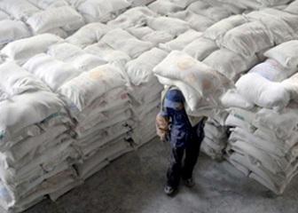 مناقصة جديدة لتجهيز وزارة التجارة ب 50 الف طن من مادة السكر لتغطية البطاقة التموينية