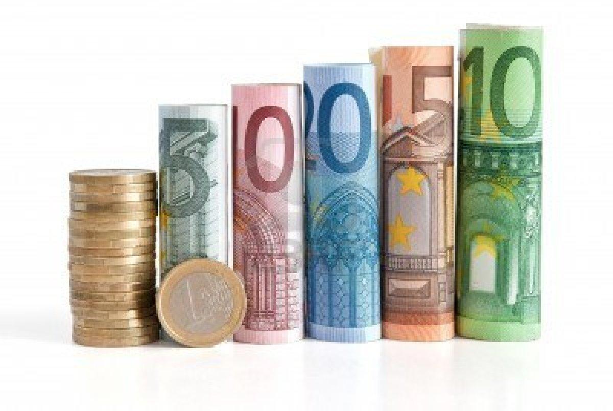 تراجع حدة التباطؤ الاقتصادي في منطقة اليورو