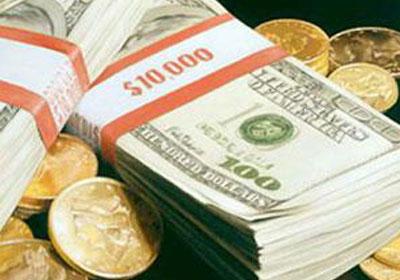 أسعار الذهب والدولار تواصل تراجعها …