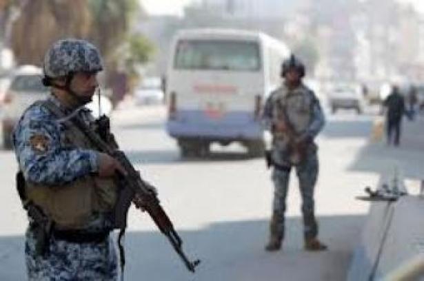 هجوم مسلح على نقطة تفتيش شمال بغداد
