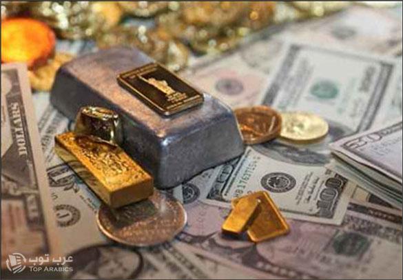 ارتفاع الدولار الى اعلى مستوياته بعد تراجع اسعار الذهب للجلسة السابعة على التوالي