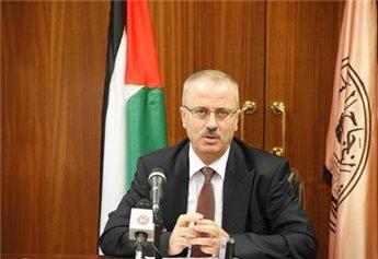 عباس يقبل استقالة رئيس الوزراء رامي الحمد الله