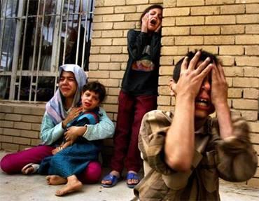 محنة ضحايا غزو العراق وأحتلاله؟            بقلم  أحمد صبري