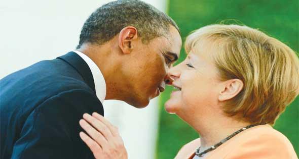 واشنطن وبرلين متفقتان على أهمية إيجاد حل سياسي في سوريا