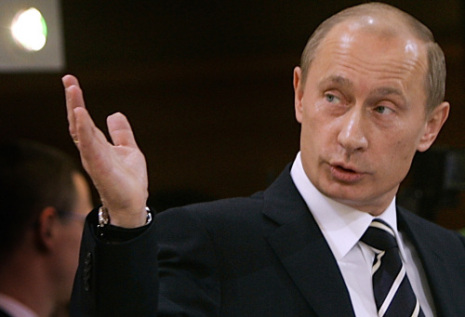 الرئيس الروسي يبدي قلقا من حدوث فراغ سياسي في سوريا بعد رحيل الاسد