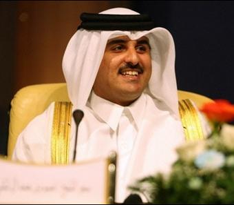 تسريبات :الشيخ تميم بن حمد امير لدولة قطر في المستقبل القريب
