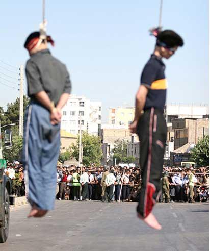 حماس تعدم فلسطينيين أدينا بالتجسس لإسرائيل