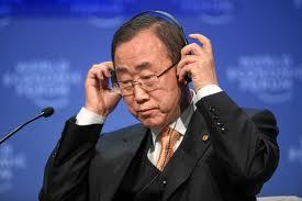 الامين العام للامم المتحدة يعرب عن قلقه من تصاعد إعمال العنف في العراق