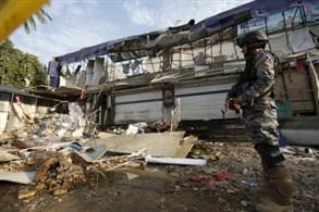 انفجار عبوة ناسفة في حافلة تقل رياضيين جنوب بغداد