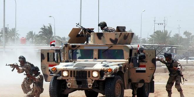 عاجل ..هجوم مسلح على نقاط عسكرية في مدينة كبيسة