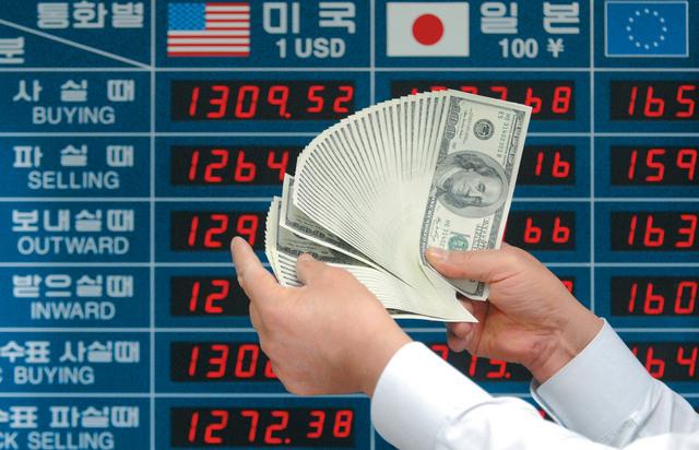 بعد انخفاض حاد …. الدولار ينتعش امام الين