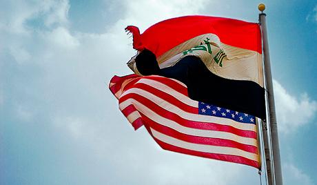 النجيفي يبحث الازمة السورية مع مستشار الخارجية الامريكية