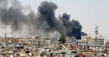 سقوط تسعة صواريخ سورية المصدر على مدينة بعلبك في لبنان …