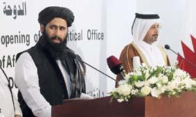 مصدر امريكي:غدا أول مباحثات رسمية مع طالبان
