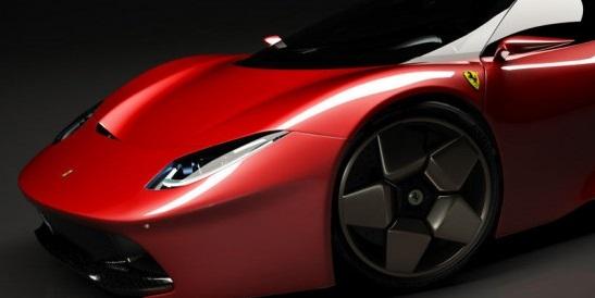 التصميم الجديد لسيارة فيراري GTE ستجمع بين الكلاسيكية والحداثة معاً …