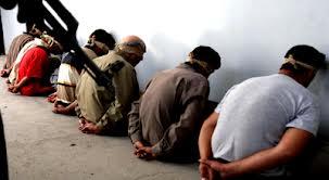 في صلاح الدين اعتقال 10 مطلوبين على وفق المادة 4 ارهاب شمالي المحافظة
