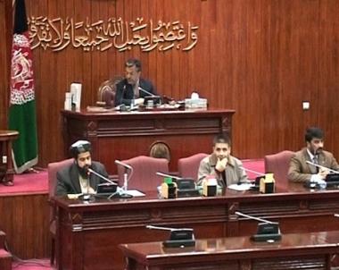 البرلمان الافغاني يعزل وزير الداخلية بسبب تدهور الامن