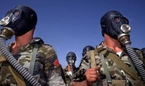 مقاتلو المعارضة السورية وراء هجوم حلب الكيماوي على الأرجح